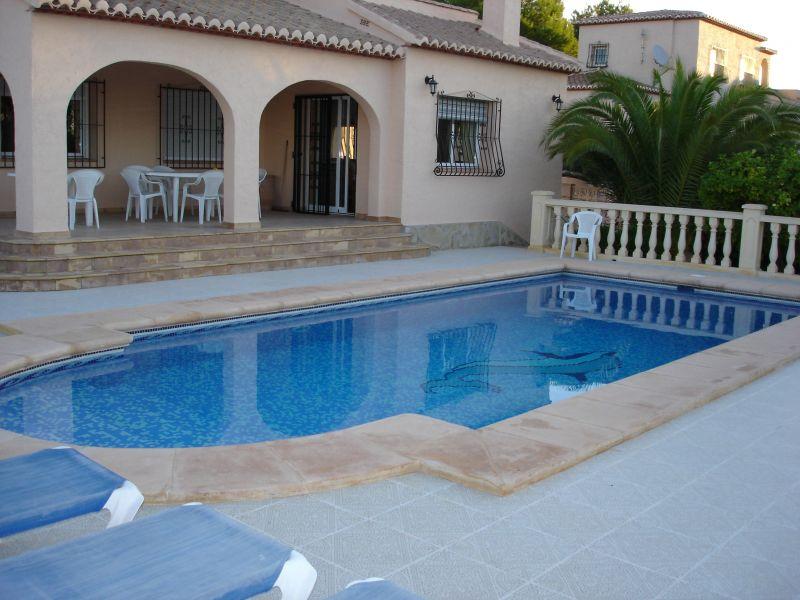 Terrazzo Affitto Villa  111838 Calpe