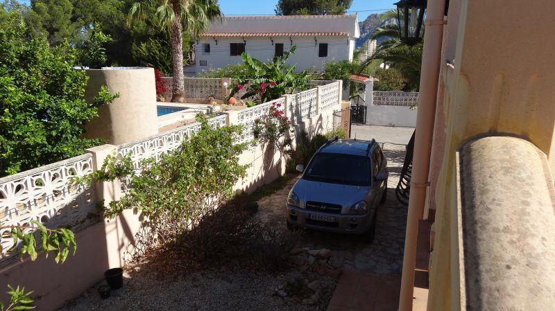 Parcheggio Affitto Villa  111838 Calpe