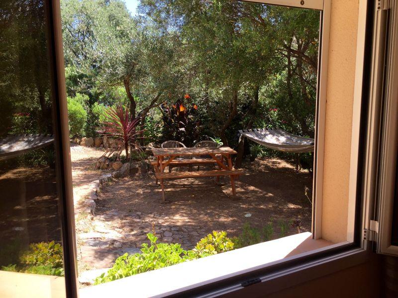 Vista dalla casa vacanze Affitto Appartamento 116139 Porto Pollo