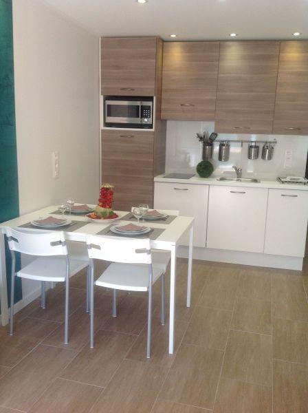 Cucina all'americana Affitto Appartamento 117256 Le Lavandou