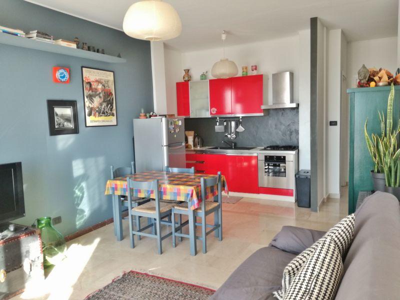 Vista dalla casa vacanze Affitto Appartamento 117780 Vallecrosia