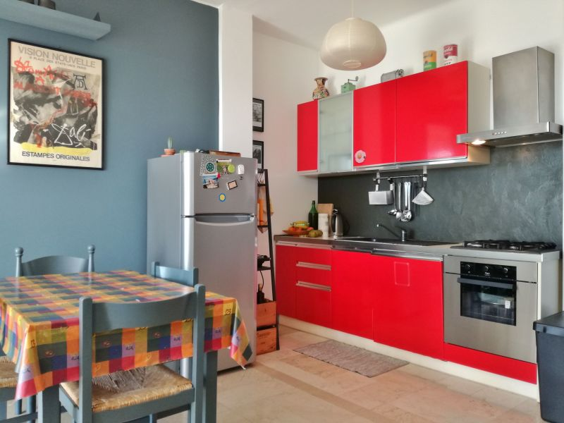 Cucina all'americana Affitto Appartamento 117780 Vallecrosia