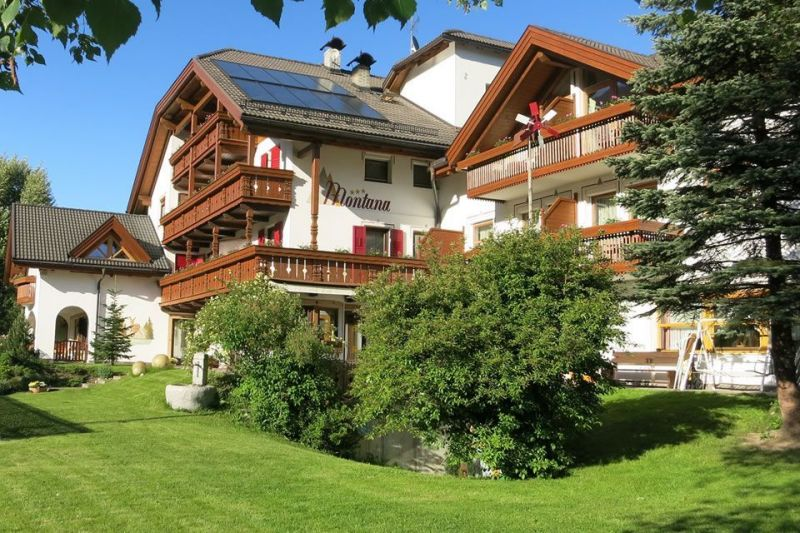 Vista esterna della casa vacanze Affitto Appartamento 117900 Kronplatz  - Plan de Corones