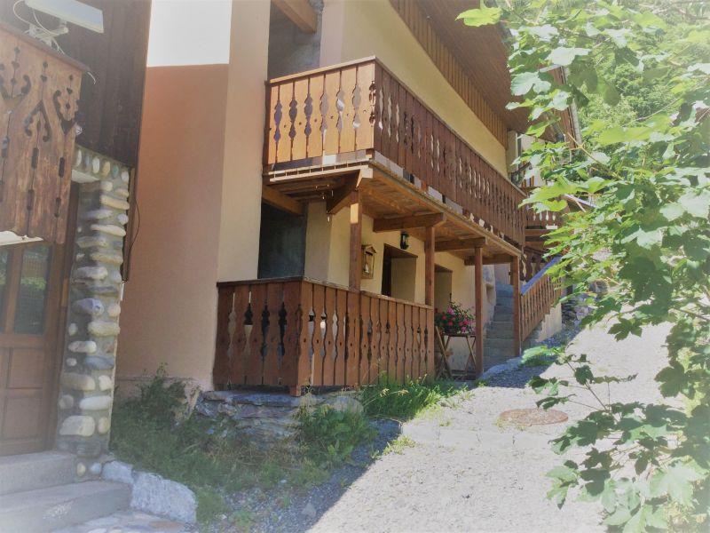Vista esterna della casa vacanze Affitto Casa 118803 Pralognan la Vanoise