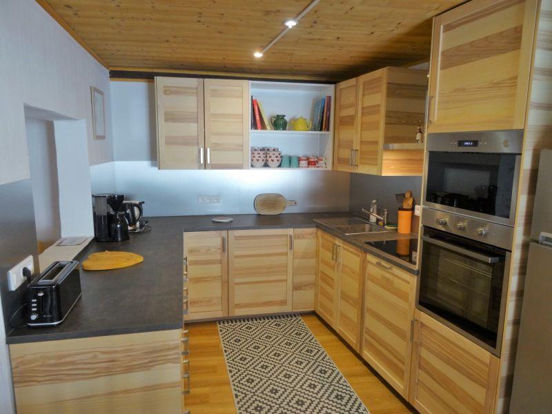 Cucina separata Affitto Casa 118803 Pralognan la Vanoise