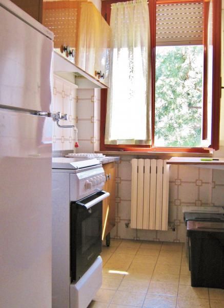 Cucina separata Affitto Appartamento 64221 Alba Adriatica