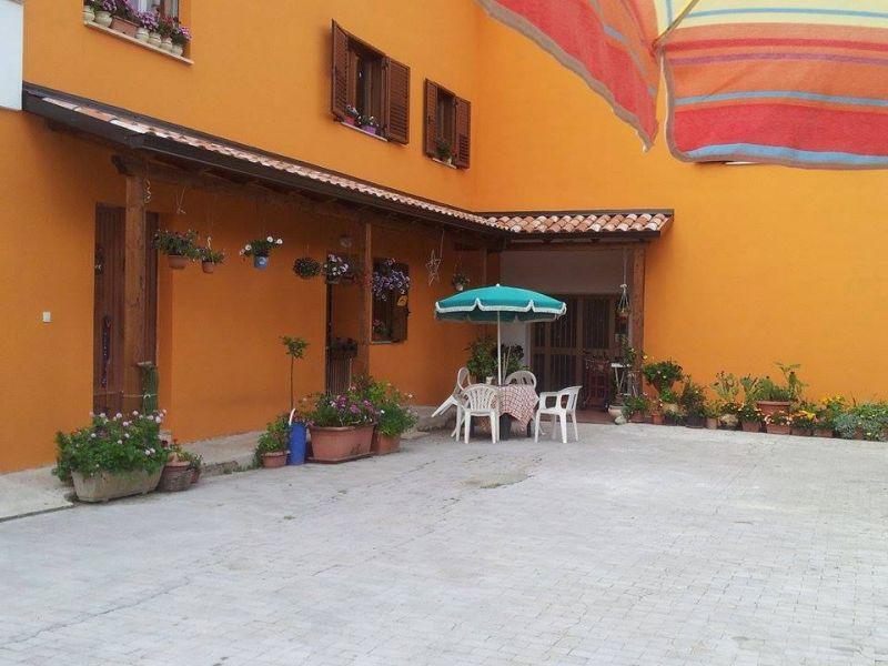Vista esterna della casa vacanze Affitto Appartamento 65034 Tropea