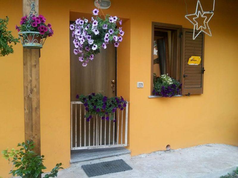 Entrata Affitto Appartamento 65034 Tropea