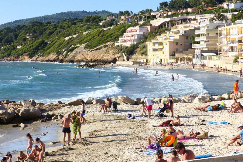 Spiaggia Affitto Monolocale 69918 Bandol