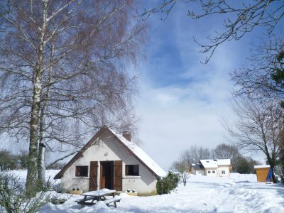 Vista esterna della casa vacanze Affitto Agriturismo 70672 La Bourboule