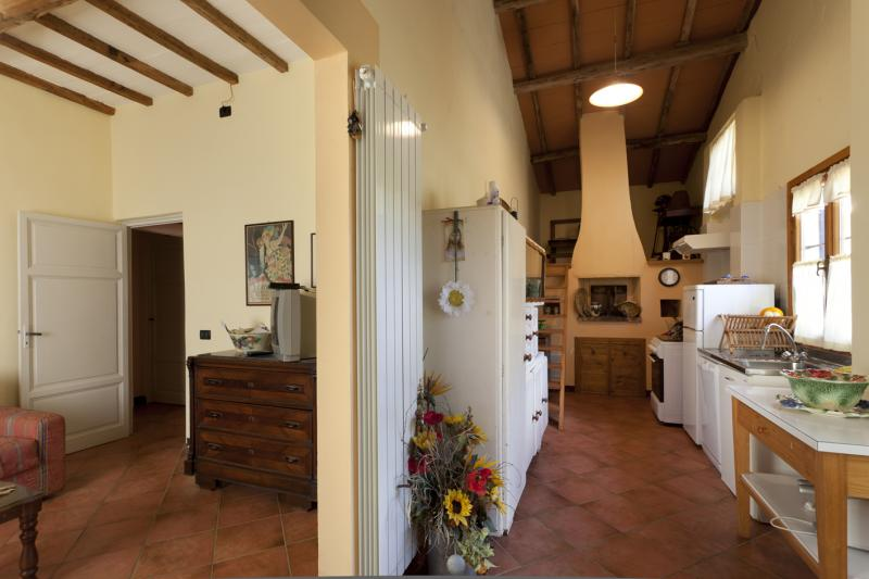 Cucina separata Affitto Appartamento 70889 Viareggio