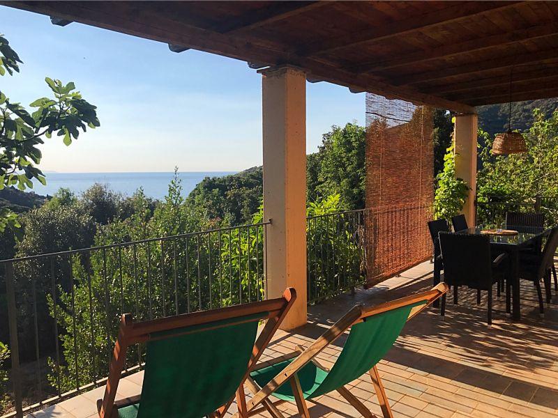 Terrazzo Affitto Appartamento 73972 Rio nell'Elba