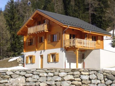 Vista esterna della casa vacanze Affitto Chalet 77170 Valfr�jus