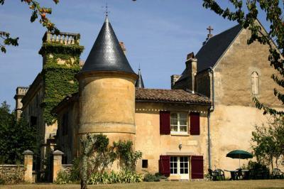 Vista esterna della casa vacanze Affitto Casa 82843 Bordeaux