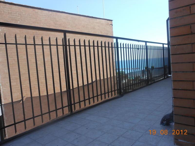 Vista dal balcone Affitto Appartamento 83988 Grottammare