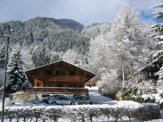 Vista esterna della casa vacanze Affitto Chalet 88059 Chamonix Mont-Blanc (Monte Bianco)