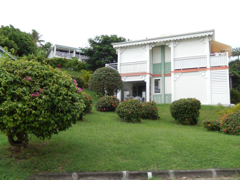 Vista esterna della casa vacanze Affitto Appartamento 90989 Saint Francois
