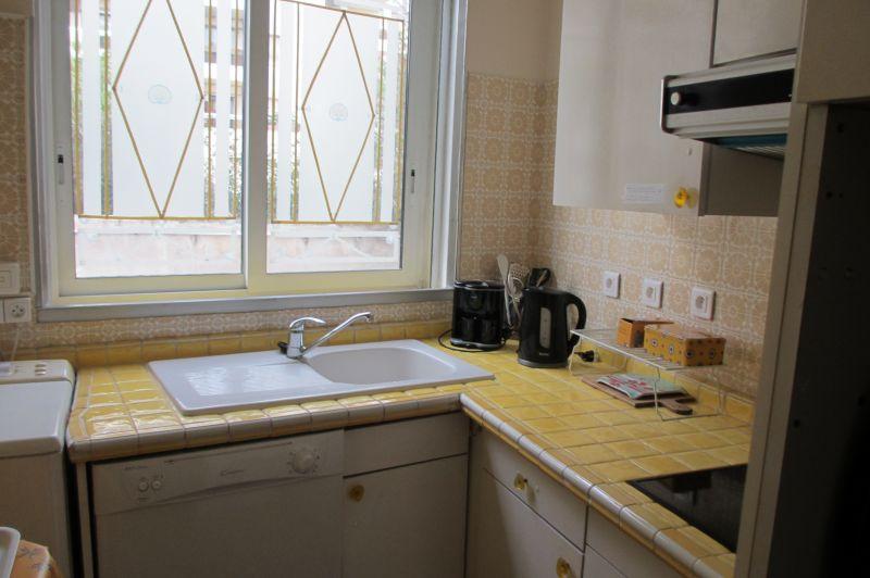 Cucina separata Affitto Appartamento 91226 Nizza