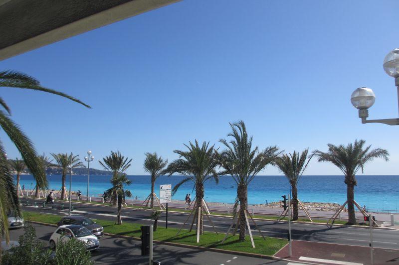 Vista esterna della casa vacanze Affitto Appartamento 91226 Nizza