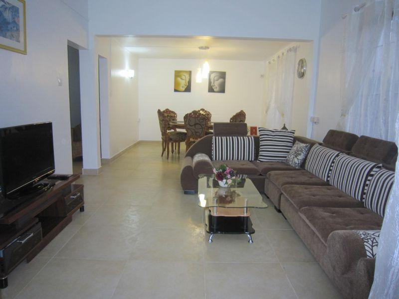 Soggiorno Affitto Villa  92872 Trou-aux-biches