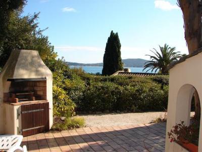 Vista dal terrazzo Affitto Casa 93909 Grimaud