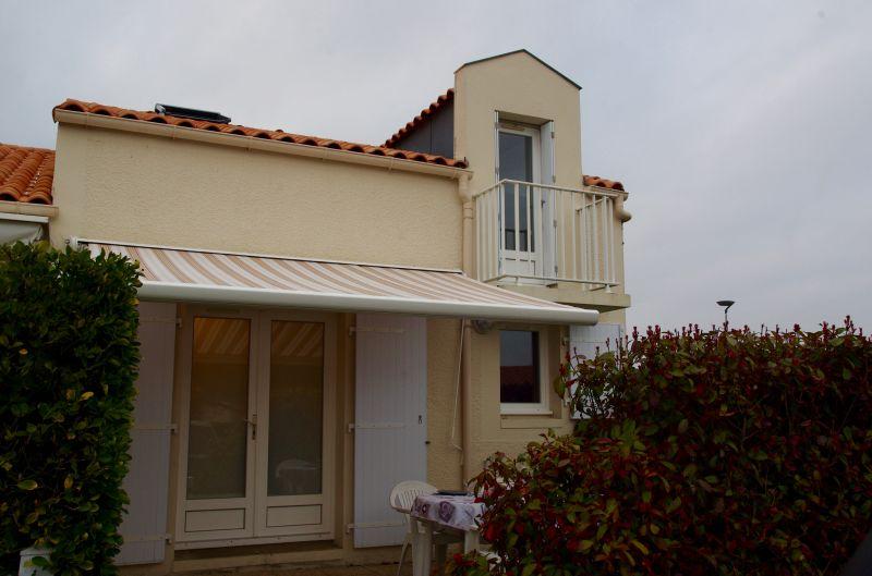 Vista esterna della casa vacanze Affitto Casa 93952 Royan