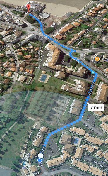 Mappa Affitto Casa 93952 Royan