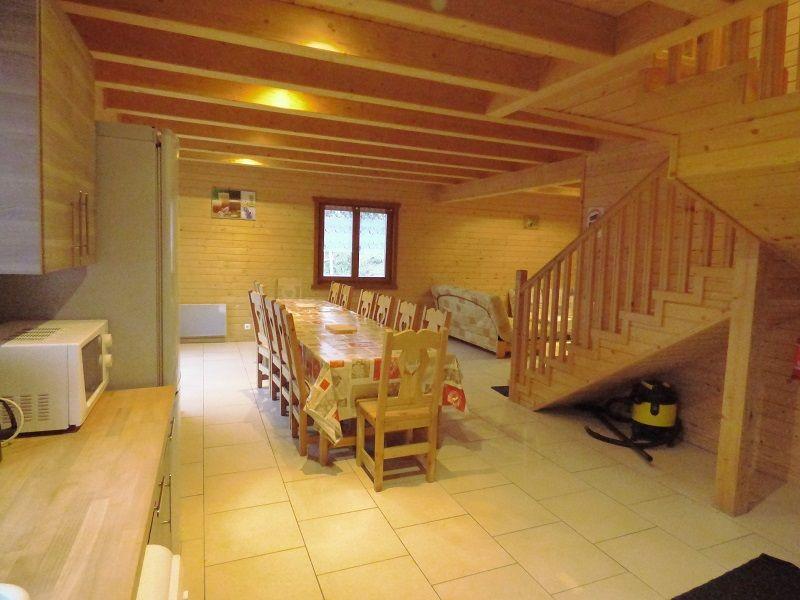 Entrata Affitto Chalet 93997 Les Orres