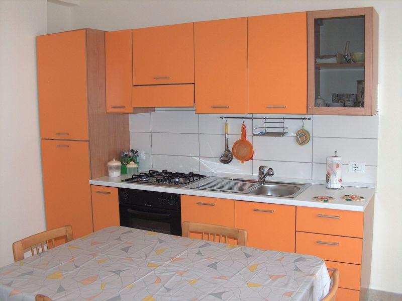 Cucina all'americana Affitto Appartamento 94320 Marina di Ragusa