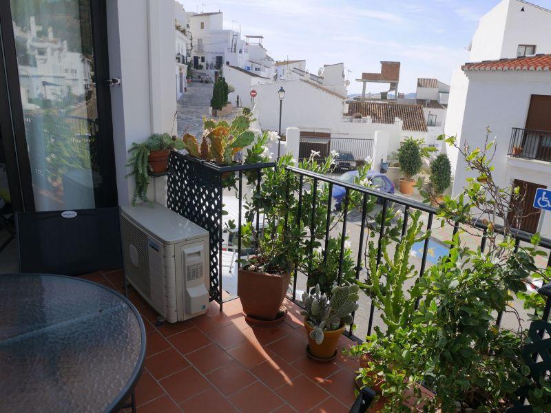 Vista dal terrazzo Affitto Casa 95953 Frigiliana