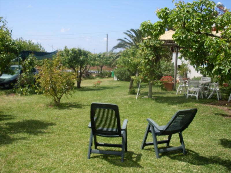 Giardino Affitto Appartamento 98854 Capo Vaticano