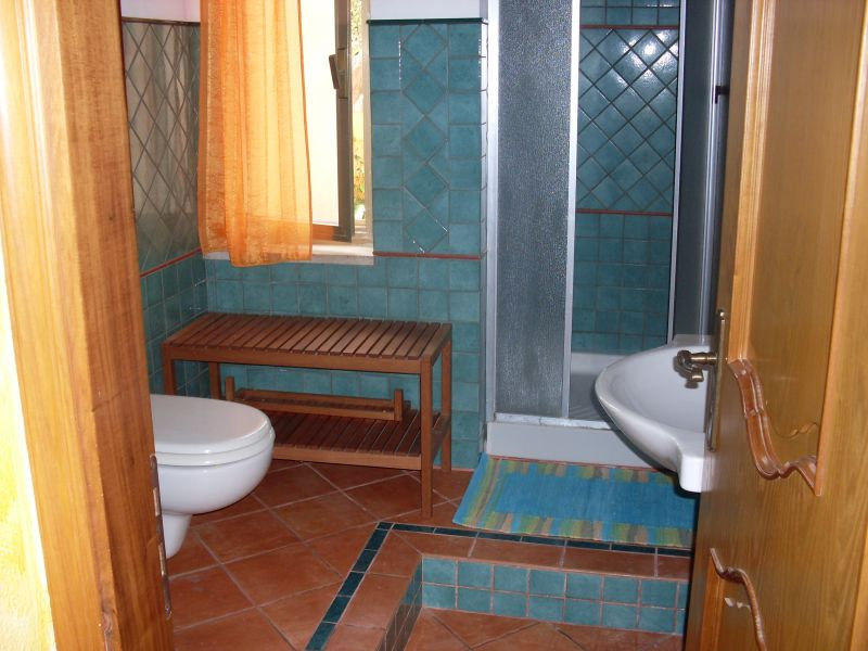 Bagno Affitto Appartamento 98854 Capo Vaticano