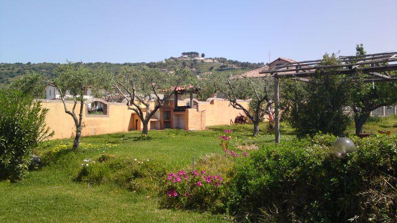 Vista dalla casa vacanze Affitto Appartamento 98854 Capo Vaticano