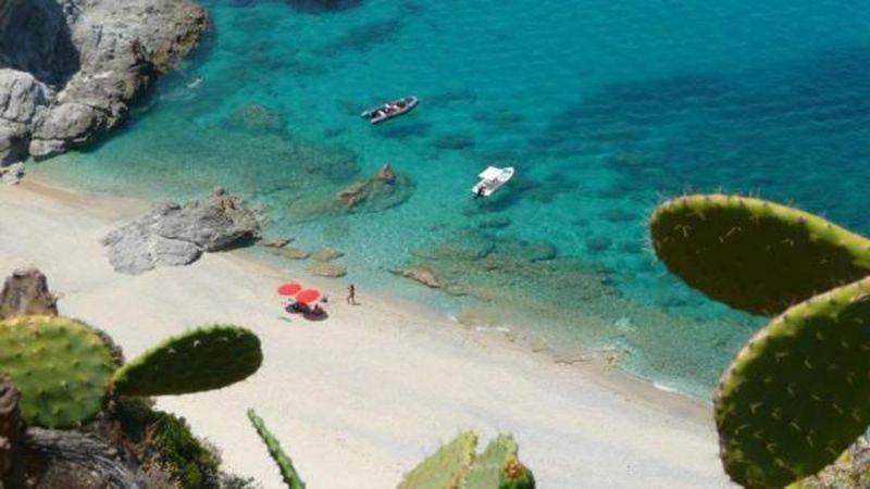 Spiaggia Affitto Appartamento 98854 Capo Vaticano