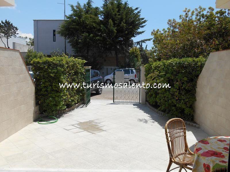 Vista esterna della casa vacanze Affitto Villa  99084 Gallipoli