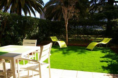 Giardino Affitto Appartamento 101412 Nizza