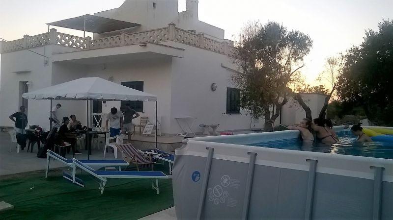 Piscina Affitto Villa  102189 Gallipoli