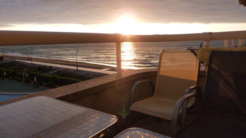 Vista dalla casa vacanze Affitto Appartamento 102861 Estartit