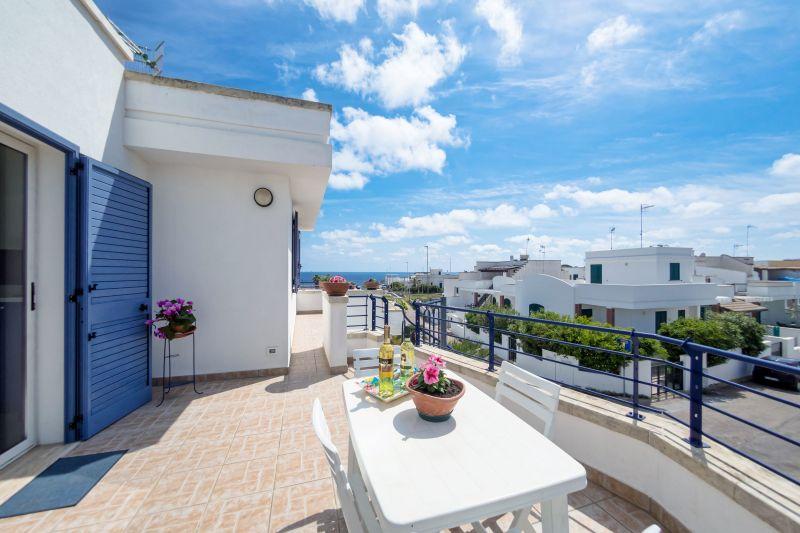 Terrazzo Affitto Appartamento 104223 Santa Maria di Leuca