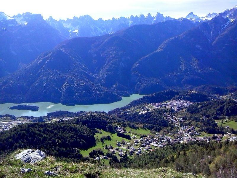 Vista nelle vicinanze Affitto Appartamento 105108 Cortina d'Ampezzo