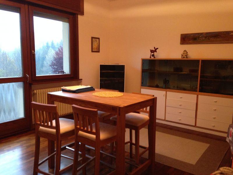Sala da pranzo Affitto Appartamento 105108 Cortina d'Ampezzo