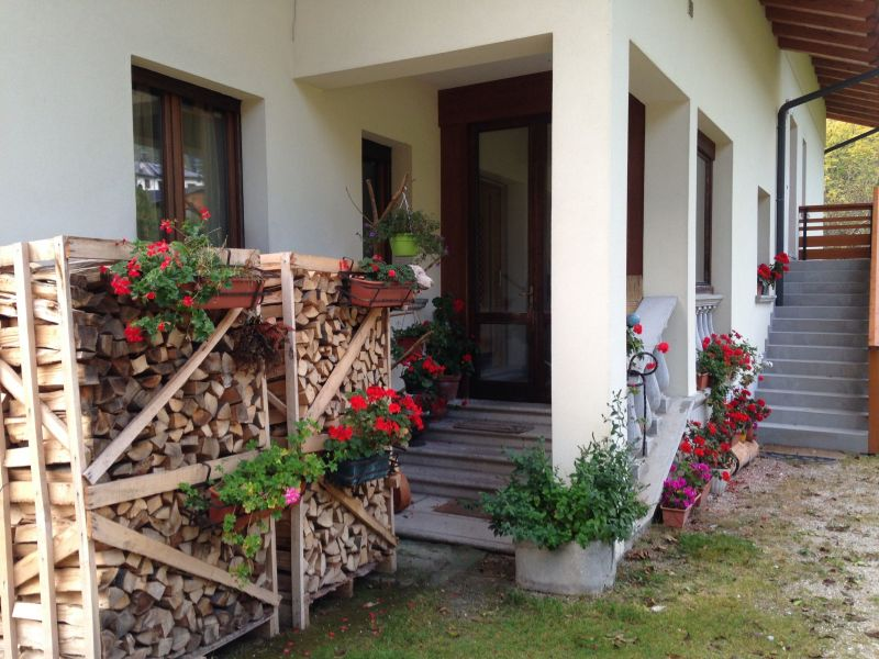 Entrata Affitto Appartamento 105108 Cortina d'Ampezzo