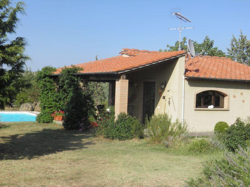 Giardino Affitto Agriturismo 106681 Volterra