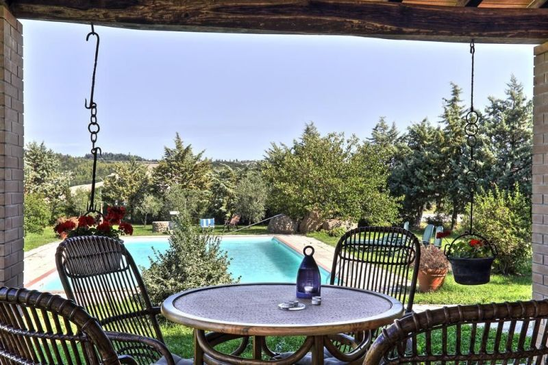 Piscina Affitto Agriturismo 106681 Volterra