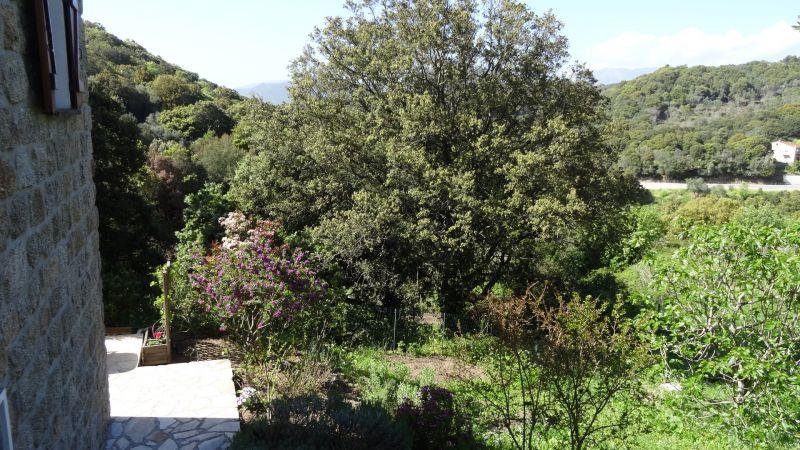 Vista esterna della casa vacanze Affitto Agriturismo 107819 Sartène