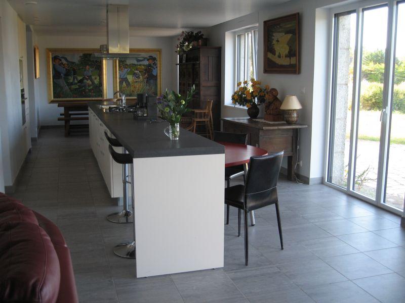 Cucina all'americana Affitto Villa  107946 Pont Aven