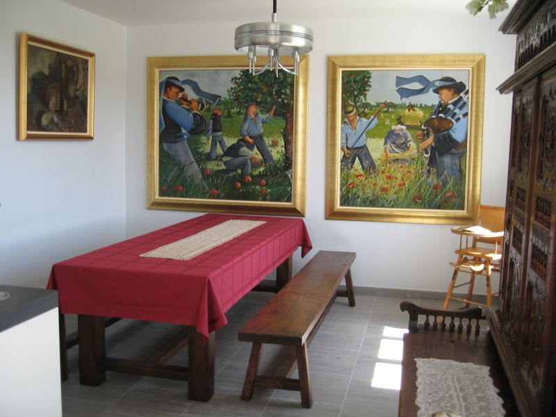Sala da pranzo Affitto Villa  107946 Pont Aven