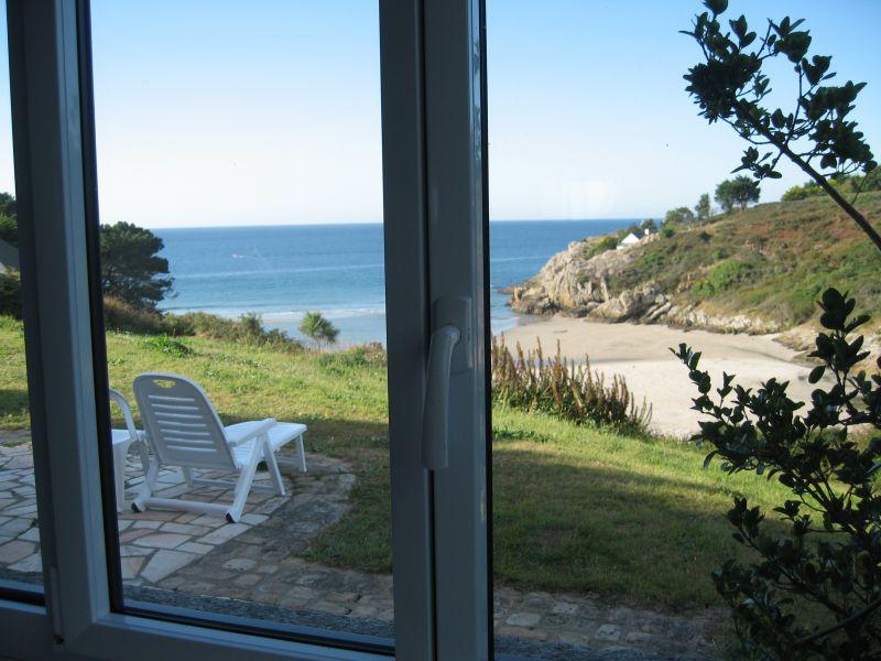 Vista dalla casa vacanze Affitto Villa  107946 Pont Aven