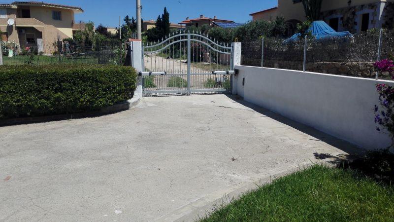 Vista esterna della casa vacanze Affitto Appartamento 108223 Posada