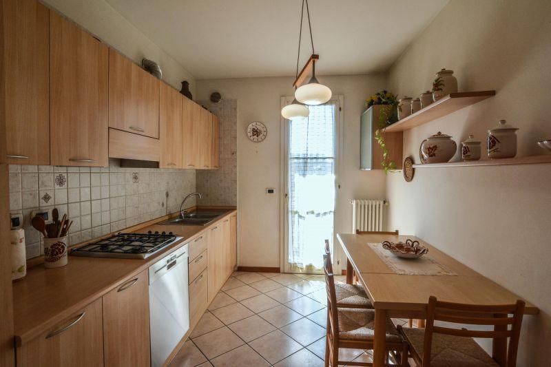 Cucina separata Affitto Appartamento 109534 Cervia